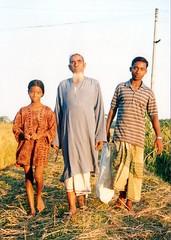 A Village Elder and Company
