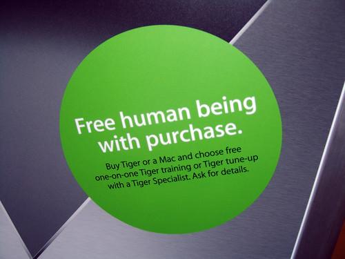 Free human being