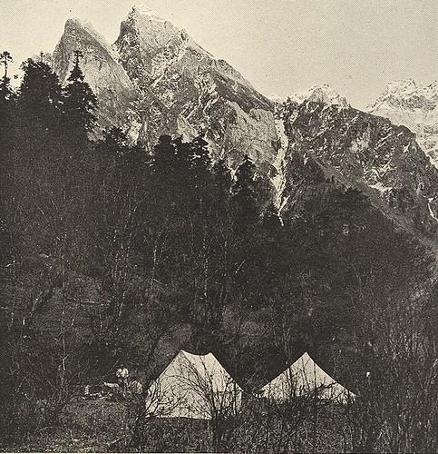 tsarung camp
