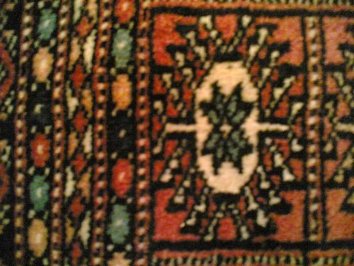Egyptian Rug Patterns