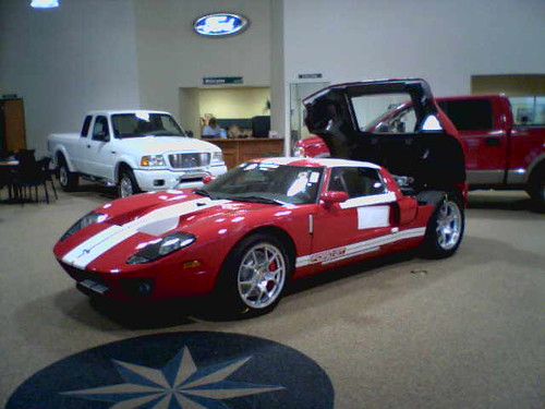 FORD GT PRICE