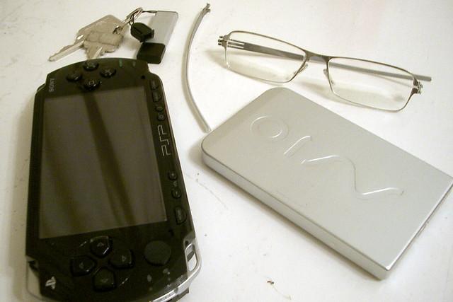 Flash Removable Glasses Phot