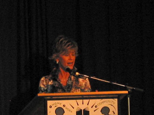 Header of Jane Fonda