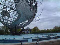 Worlds Fair Globe