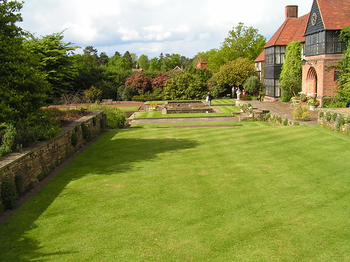 Lawns at Wisley