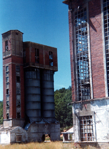 Old carbide factory II