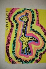 Girafe by Gabrielle by Julie70