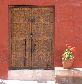 Santa Catalina Door