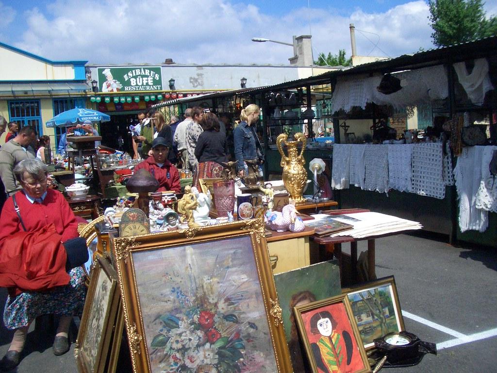budapest ecseri market