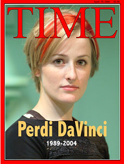 Mon, 2005-05-16 14:40 - Time: Perdi DaVinci