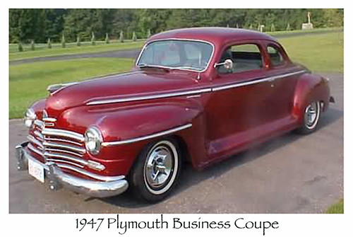 1947 plymouth bus coupe copy flickr photo sharing for 1947 plymouth 2 door coupe
