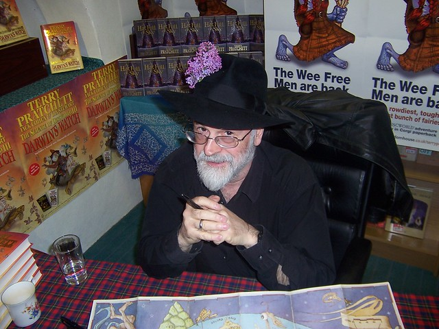 Pratchett Himself
