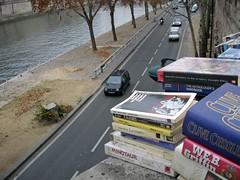 Livres Bord de la Seine by Julie70