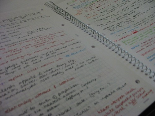 Revision notes