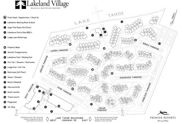 lakeland village property map