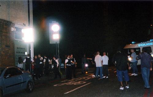 catford-bridge-fight-police-take-charge