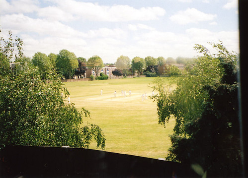 Catford cricket