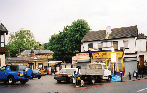 Catford The Aftermath Barber Shop