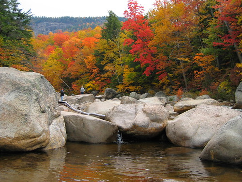 White Mountains autumn 2