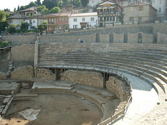 Ancient Theatre of Ohrid