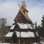 Gol Stave Church - Norwegian Folk museum