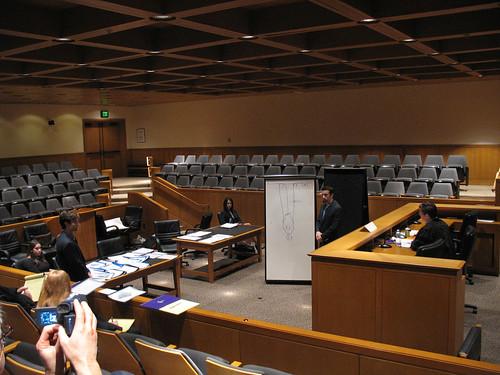 courtroom shot