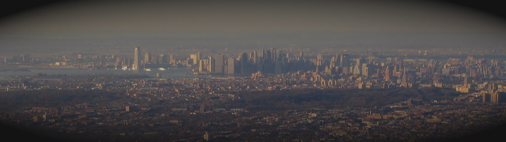 View of Manhattan, New York City, NYC