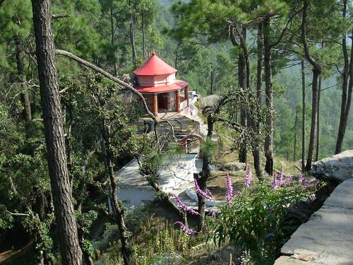 Kasar-Devi temple, Almora