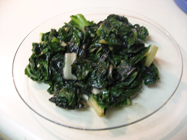 Sauteed Swiss chard | Flickr - Photo Sharing!