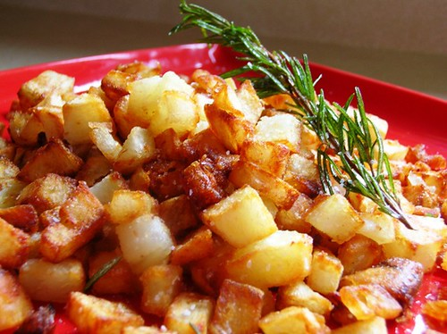 Le Pattatine Fritte: Dishes of Comfort