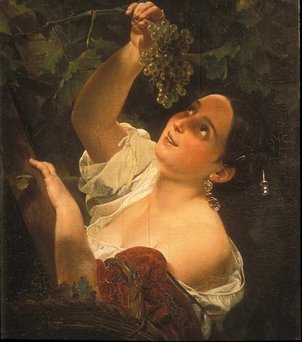 Karl Briullov – Italian Midday 1827