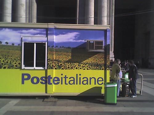 Adventures with Poste Italiane