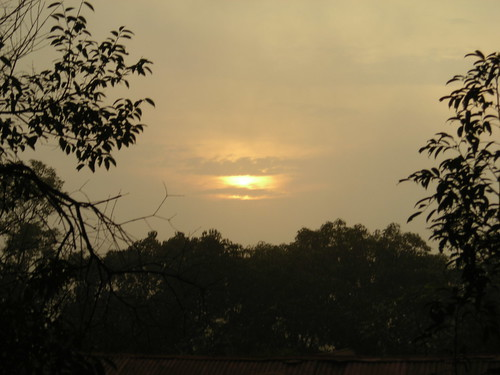 Sunset in Matheran