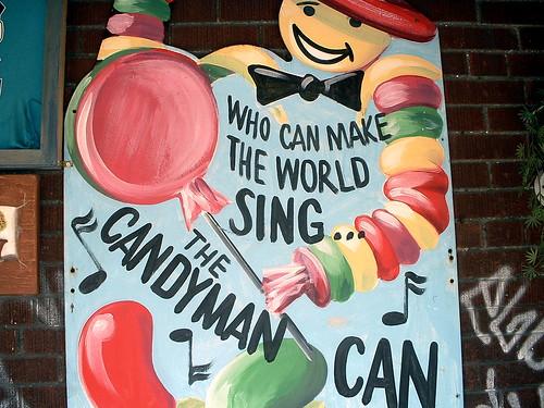 candyman can