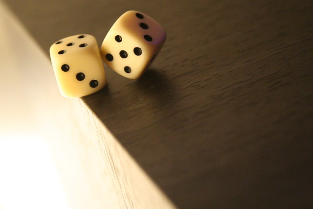 Photo:dice another day By:topher76