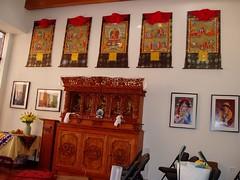 art, exhibition, museum, room, painting, house, interior design,