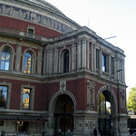 UK - London - South Kensington: Royal Albert Hall