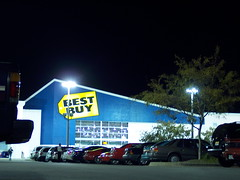 Black Friday Campout at Texas Best Buy Store