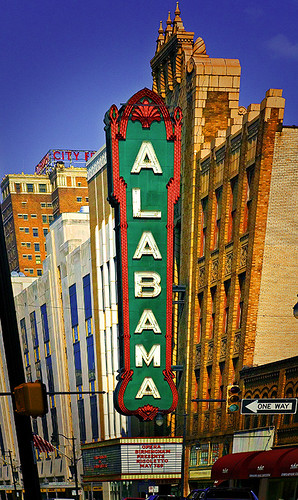 Alabama Theater Redux