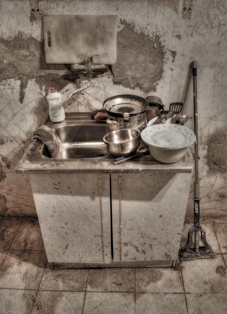 Kitchen sink drama - a photo on Flickriver