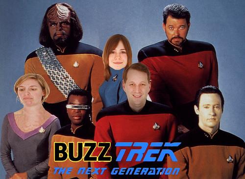 BUZZ TREK The Next Generation