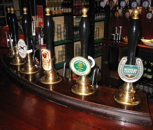 Turf Tavern Taps