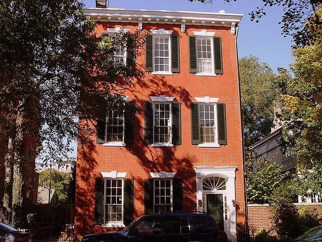 Jfk Georgetown House John F Kennedy Jackie Kennedy 39 S