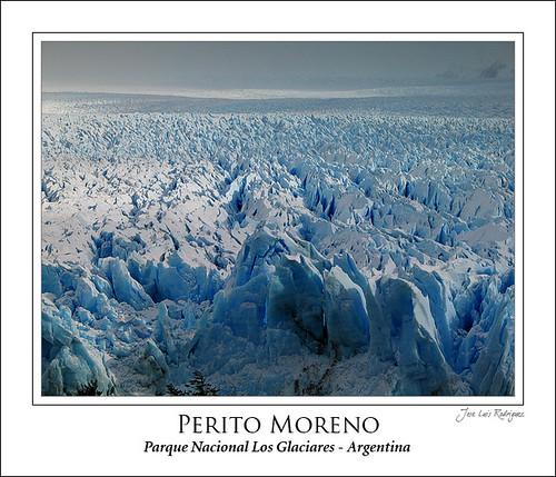Perito Moreno - Parque Nacional Los Glaciares, Santa Cruz, Argentina