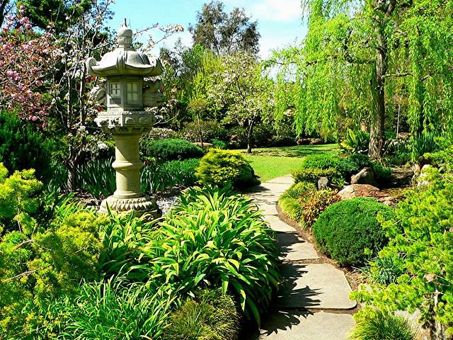 Himeji gardens adelaide flickr photo sharing for Adelaide gardens