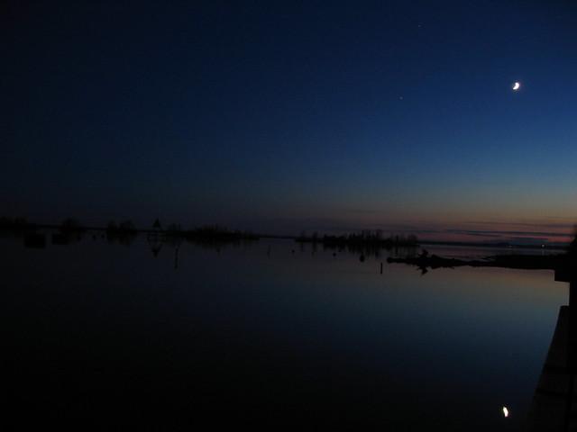 Noche blanca en Joensuu