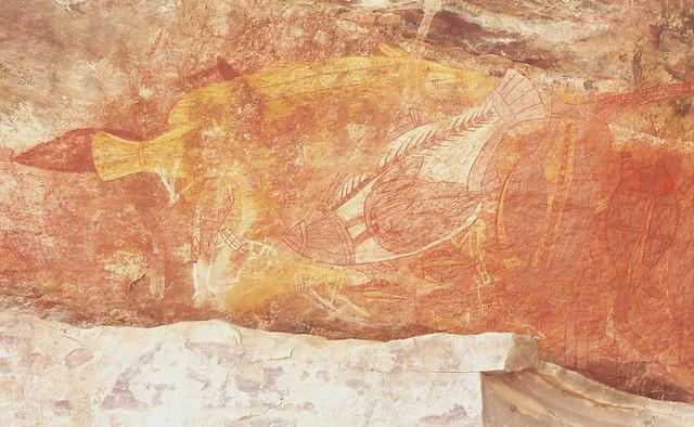 Header of Aboriginal Rock