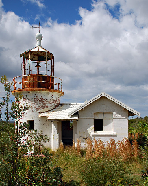 Crookhaven Heads Lighthouse