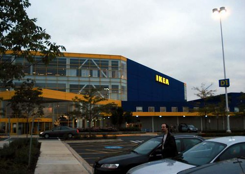 ikea at twilight the massive schaumburg il ikea store