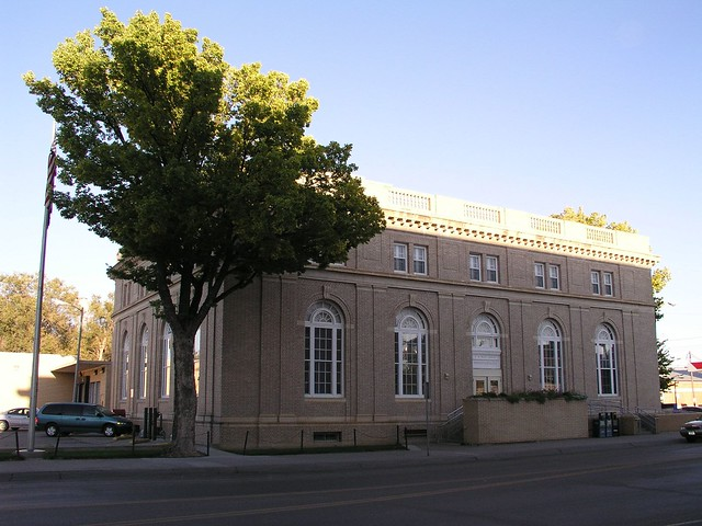 United States Post Office Miles City Flickr Photo